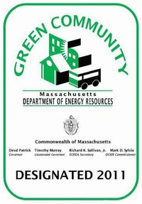 Green Communities Designee Sign