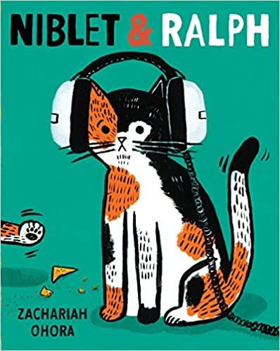 niblet and ralph book cover
